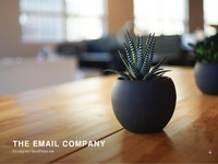 The email company